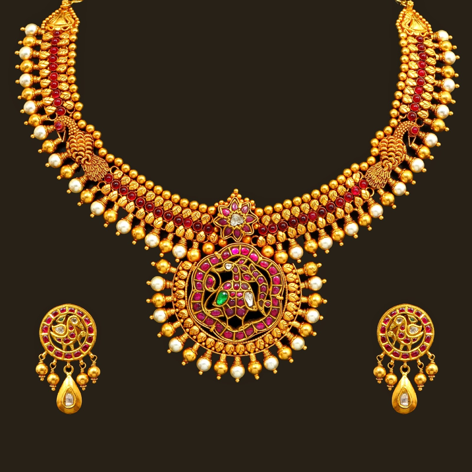 Vummidiars Latest Jewellery Collections