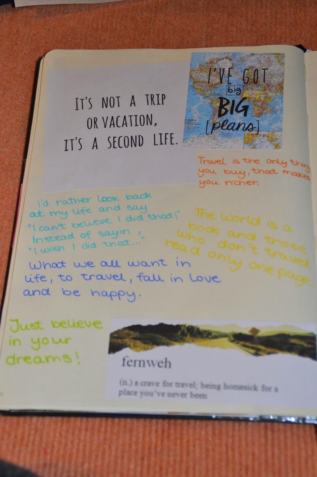 Mein jahr in amerika abschiedsbuch for Abschiedsgeschenk auslandsjahr