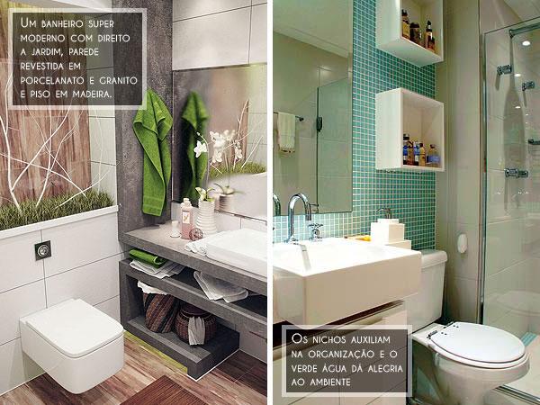 decoracao banheiro social pequeno – Doitricom -> Decoracao De Banheiro Com Pastilhas Pequeno