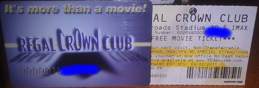 lost regal crown club card