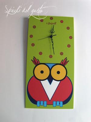 orologio Gufotti