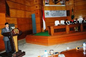 RPAD Kabupaten Bogor 2013 Rp.3,657 Triliun