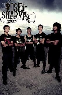rose of sharyn band metalcore denpasar bali