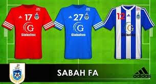 Jersi Sabah FA 2015
