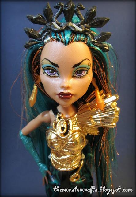 Monster High Nefera de Nile Boo York