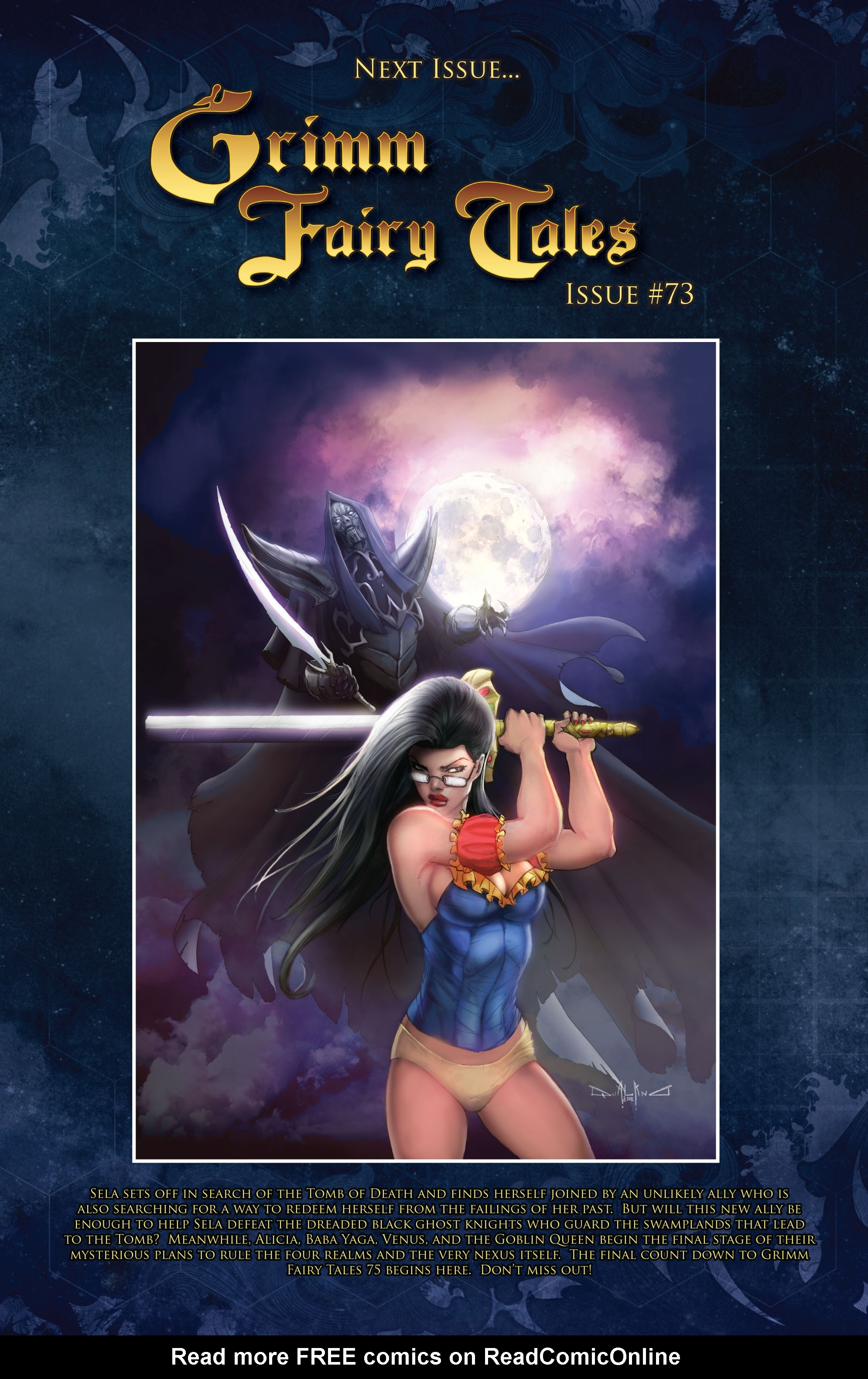 Grimm Fairy Tales (2005) Issue #72 #75 - English 26