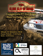 Baja Slot Salão Automóvel