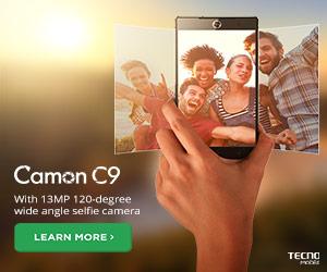 Tecno Camon C9