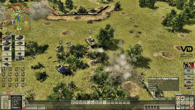 Men of War: Assault Squad 2 Airborne [RELOADED] Screenshot 2