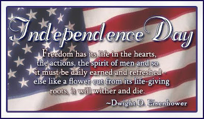 Happy USA Independence Day Quote