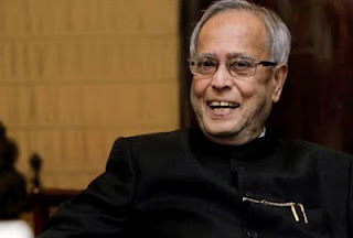 Pranab To Take Over As Prez