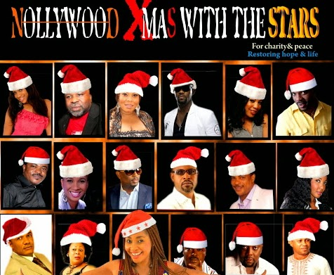 nollywood christmas party lekki lagos