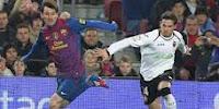 Hasil skor barcelona vs valencia
