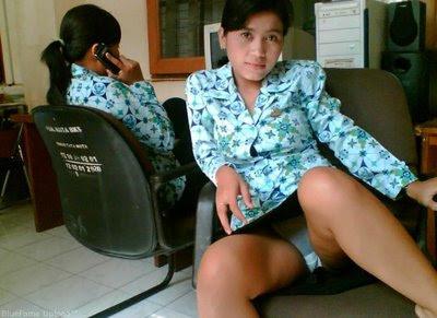 Foto PNS Telanjang