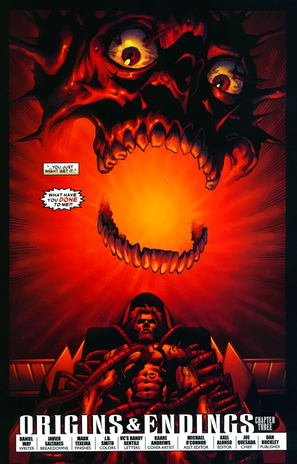 Read online Wolverine (2003) comic -  Issue #38 - 4