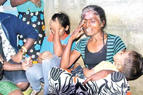 Mawathagama child's murder gossip lanka