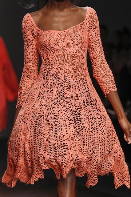 Вязание крючком фото модное 35