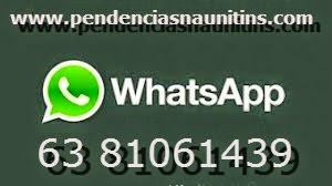 Whatsapp (63) 92776856