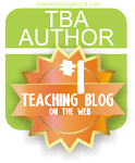 I am a TBA author!