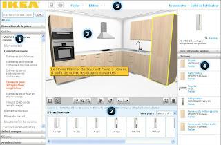 Créer sa cuisine en ligne gratuitement avec Ikea