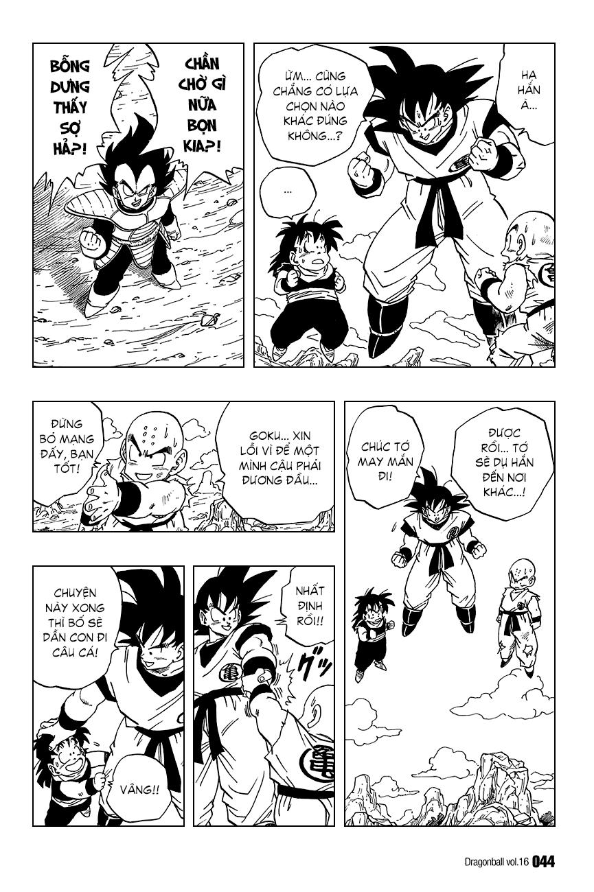 xem truyen moi - Dragon Ball - 7 Viên Ngọc Rồng - Chapter 227