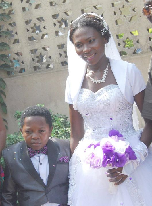 chinedu ikedieze wife