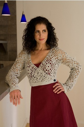 How To Download Free Crochet Patterns : 1631.- Toreras de ganchillo Labores en Red