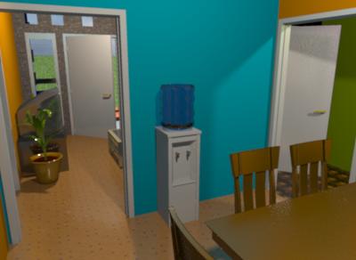 rumah baik rumah minimalis ataupun rumah yang berdesain konvensional