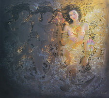 Artist:Chatchawan Rodklongtan
