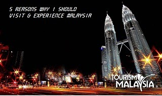 5 Reasons Why I Should Travel to Beautiful Malaysia
