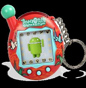 Memelihara Binatang Piaraan Virtual Di Permainan Tamagotchi - MizTia Respect