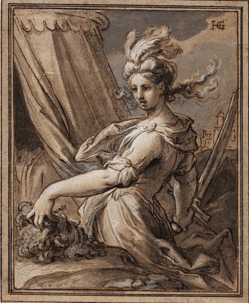 Hendrick goltzius baroque era painter tutt 39 art for Famous artist in baroque period