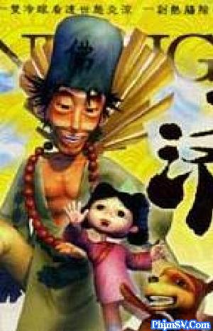 Tế Điên Hòa Thượng - Monk Jigong