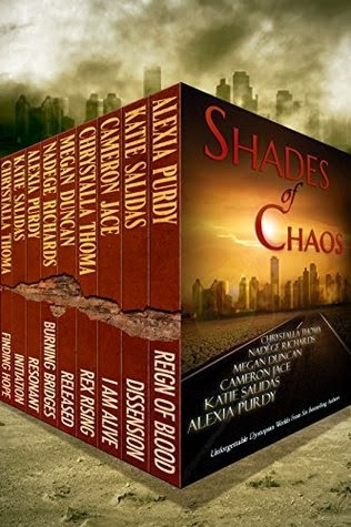 Shades of Choas Post-Apocalyptic Dystopian Authors Talk Apocalypse Survival