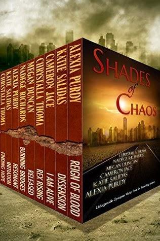 Shades of Choas Post-Apocalyptic Dystopian Authors Talk Apocalypse Survival
