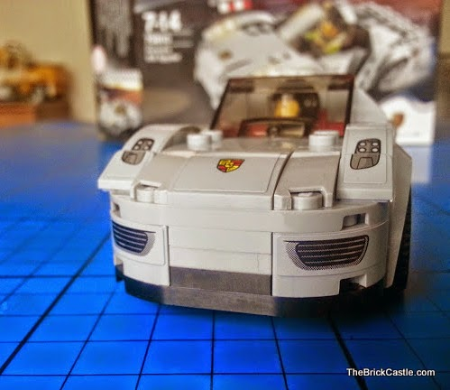 LEGO Speed Champions sets review Porsche 918 Spyder