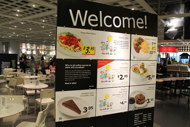Food court @ IKEA