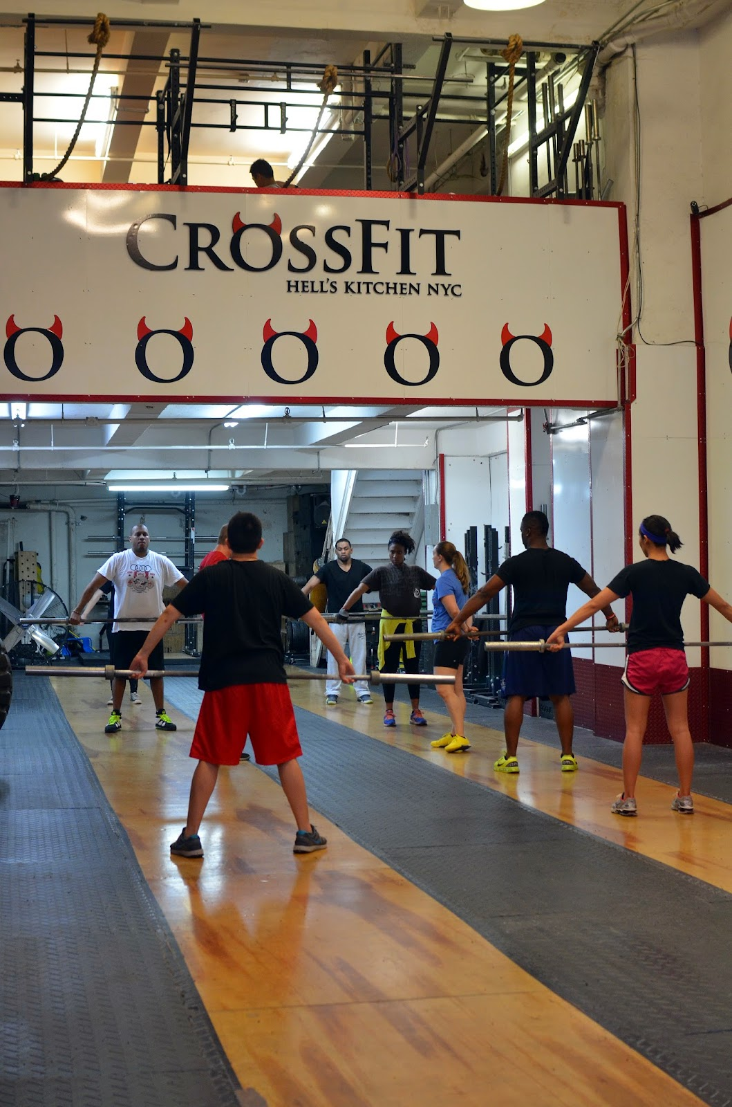 jes' crossfit blog: crossfit hell's kitchen