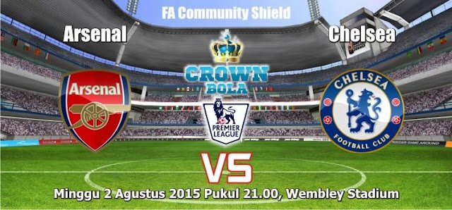 prediksi bola arsenal vs chelsea fa community shield