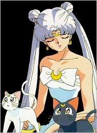 Selena i księżycowe koty