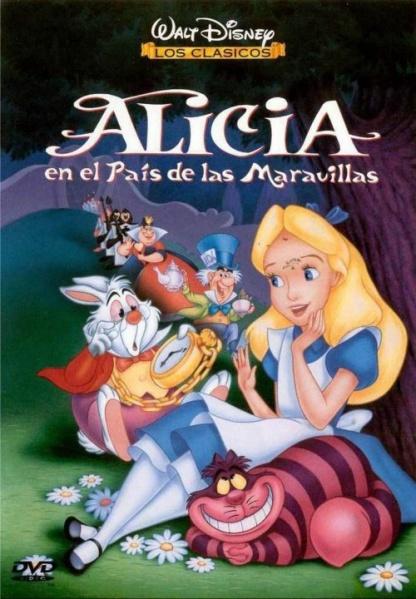 ... , sin embargo sólo se tituló Alicia en el país de las maravillas