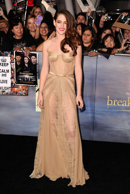 The Twilight Saga Breaking Dawn 2 premiere
