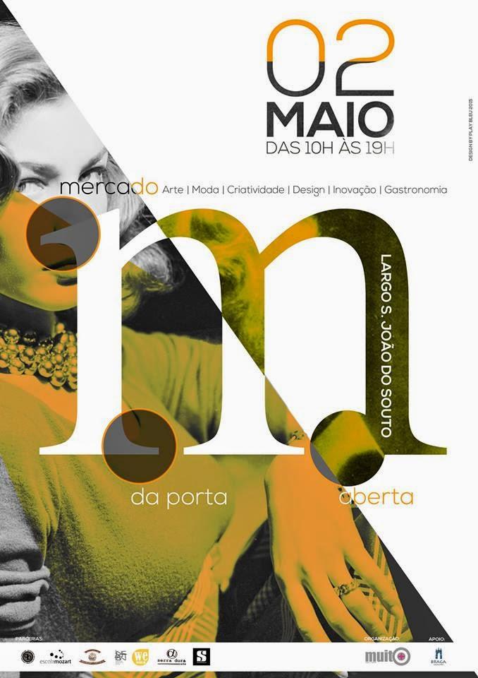 PRÓXIMOS EVENTOS 2015 - 2 Maio - Largo S.João do Souto (Braga)