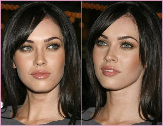 Megan Fox Face Lift. Megan Fox Plastic Surgery