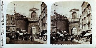Naples – La Porte de Capoue