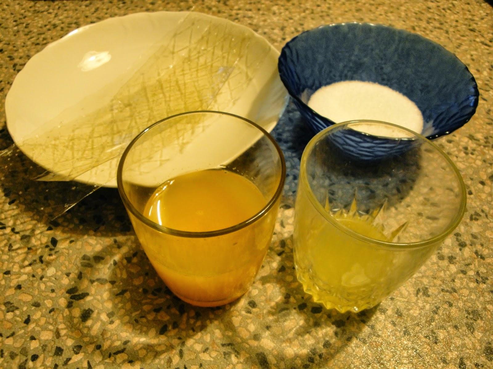 Arcobaleno di zucchero caramelle gelee all 39 arancia - Bagno punta canna sottomarina ...