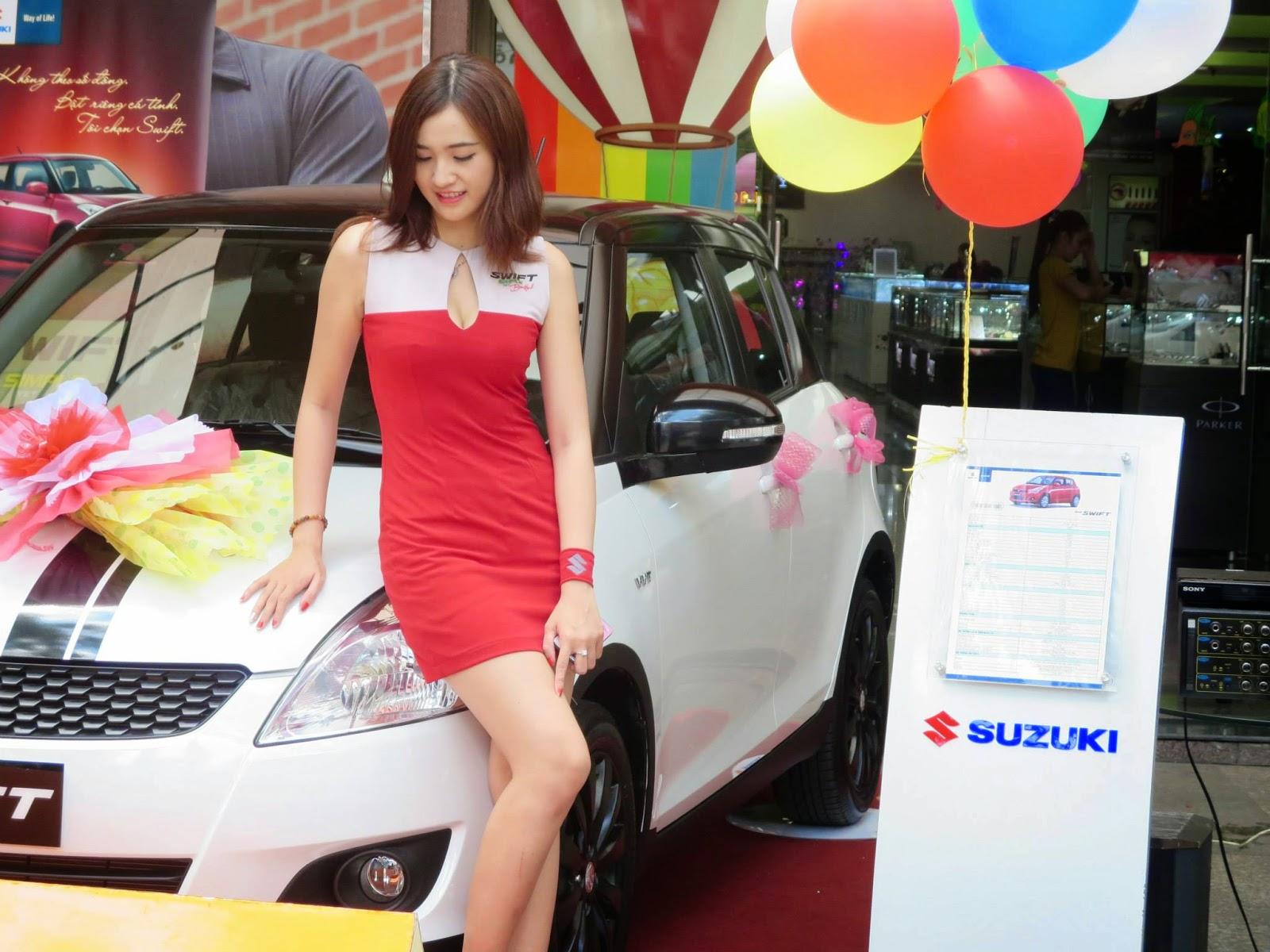 Suzuki Swift lắp ráp tại Việt Nam 1