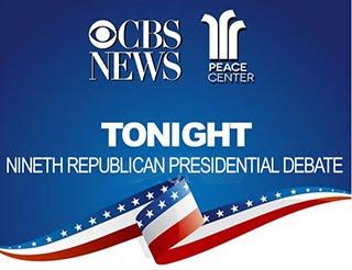 GOP Presidential Debate Countdown
