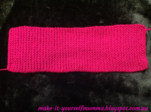 Make It Yourself Mumma Knitted Bows Tutorial Free Patterns
