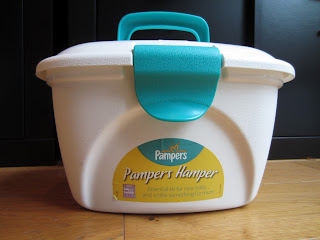 Plastics storage box - baby bath  hamper